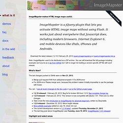 ImageMapster