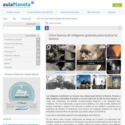 Cinco bancos de imágenes gratuitas para ilustrar la historia