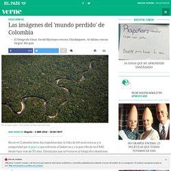 Las imágenes del 'mundo perdido' de Colombia