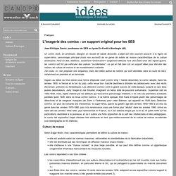 IDEES - L'imagerie des comics: un support original pour les SES