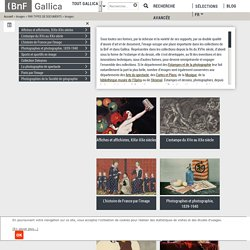 Gallica - Images d'archives