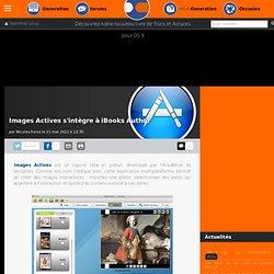 Images Actives s'intègre à iBooks Author