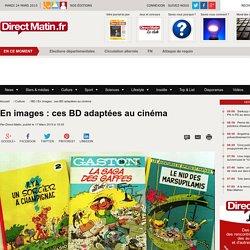En images : ces BD adaptées au cinéma
