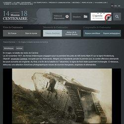 En images, la bataille des tanks de Cambrai