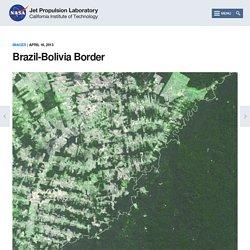 Brazil-Bolivia Border