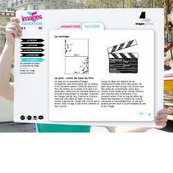 Images Education - Le cinéma