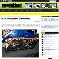 [MAJ-bis] Des images de la R9 290 X Gaming - Cartes graphiques