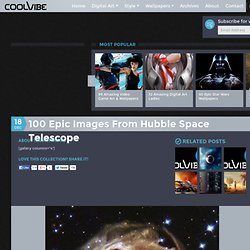 100 epic images hubble