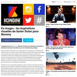 inspirations visuelles de Xavier Dolan pour Mommy