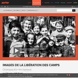 Images de la libération des camps
