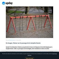 En images. Retour sur le passage de la tempête Dennis - upday News France