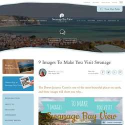 9 Images To Make You Visit Swanage - Darwin Escapes