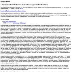 ImageThief Home Page