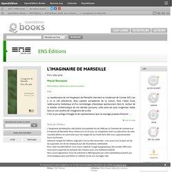 L'imaginaire de Marseille - ENS Éditions