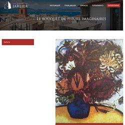 Le bouquet de fleurs imaginaires - Galerie d'art moderne - Collections privées