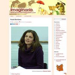 Imaginaria » Paula Bombara