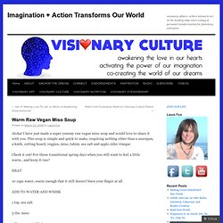 Imagination + Action Transforms Our World