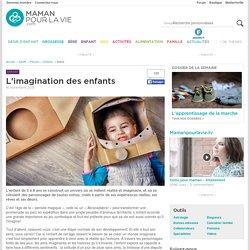 L'imagination des enfants - Santé - Psycho - Enfants
