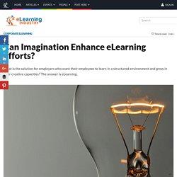 Can Imagination Enhance eLearning Efforts?