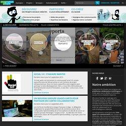 Repérer et soutenir des projets sociaux créatifs
