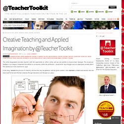 Creative Teaching and Applied Imagination by