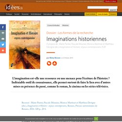 Imaginations historiennes