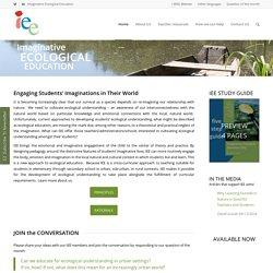 IEE – Imaginative Ecological Education