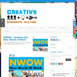 NWOW : Imagine the New World of Work
