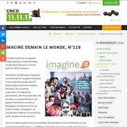 Imagine demain le monde, n°118 - CNCD-11.11.11