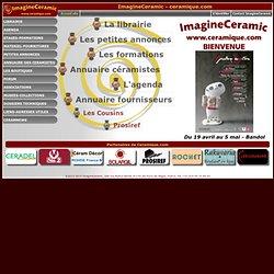 ImagineCeramic : la librairie de la céramique