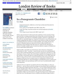 T.J. Clark reviews 'Imagined Communities' by Benedict Anderson and 'Under Three Flags' by Benedict Anderson · LRB 21 September 2006