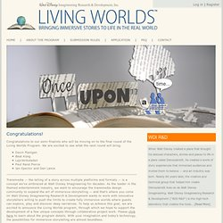 Living Worlds - Walt Disney Imagineering Research and Development, Inc