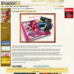 ImagineFX Issue 43