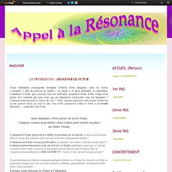 IMAGINER - Le blog de reseauresonance.over-blog.com