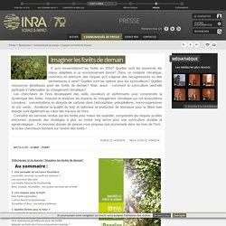 INRA 14/06/16 Imaginer les forêts de demain