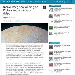 imagined landing