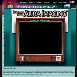 Aura Imaging - Important Information for WinAura 3D Users
