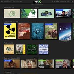 Imago TV - Écologie et environnement