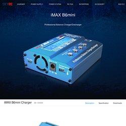 iMAX B6 Mini Charger