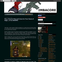 Free PC RPG Games