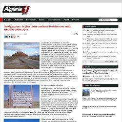 Imedghassen : le plus vieux tombeau berbère sera enfin restauré début 2012