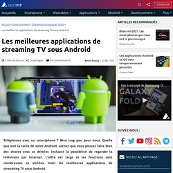 iMediaShare - Applications Android et Tests