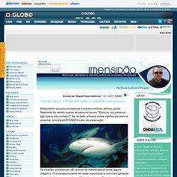 Imensidão - Notícias, debates e alertas sobre os oceanos do mund