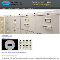 Smart Cabinet System