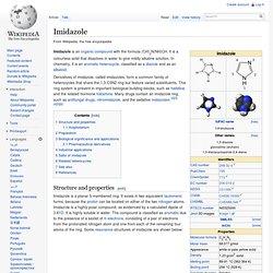1.1.2 Imidazole