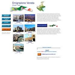Imigrantes Italianos - Sobrenomes Italianos - EMIGRAZIONE VENETA