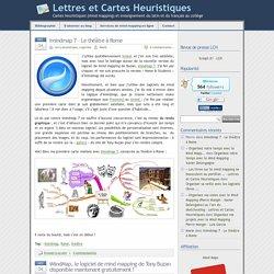 » Imindmap - Lettres et Cartes Heuristiques