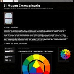 Il Museo Immaginario: JOAHNNES ITTEN. L'INVENTORE DEI COLORI.