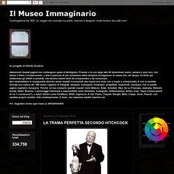 Il Museo Immaginario: LA TRAMA PERFETTA SECONDO HITCHCOCK