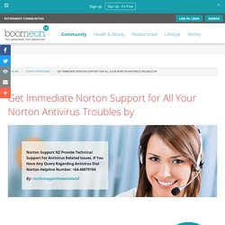 Get Immediate Norton Support for All Your Norton Antivirus Troubles by